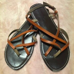 Montego Bay Strappy Sandals
